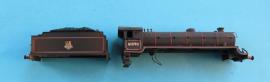 370-090 - Class B1 BR Black No.61090