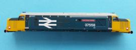 "370-375 CL37 ""Avro Vulcan KH558"" Blue EX set loco"
