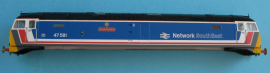 370-430 - Class 47 Network South East Livery