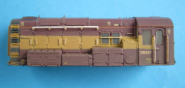 371-019 - Class 08 EWS Livery No.08897. Factory weathered.