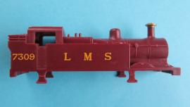 371-026 LMS Maroon GPTank No 7309