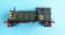 371-050 BR green Late crest No 2246