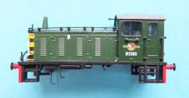 371-050C BR green L/Crest CL04 diesel