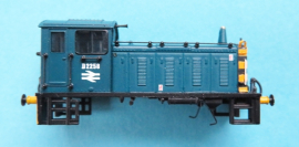 371-051B - BR Blue Diesel Class 04 No D2258