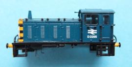 371-051C - Class 04 Diesel BR Blue D2295
