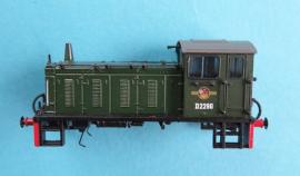 371-053 BR green CL04 diesel No D2290