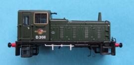 371-060 - BR Green Class 03 No D2011 L/Crest