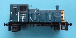371-062 - BR Blue No 03066 Class 03 Diesel