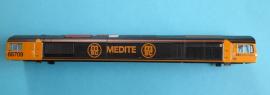 371-379  CL66  Medite livery  No 66709