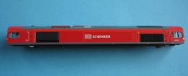 371-383A  Schenker livery No 66101