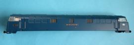 """371-402 Class 52 Blue """"Western Muskateer"""" No.D1030"""