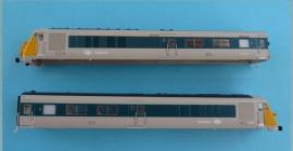 371-742 (A+F) Western Pullman livery No W60091