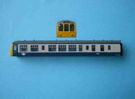 "371-877 Blue /grey CL108 DMU ""Carlisle"""