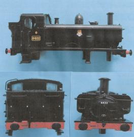 371-986A BR Black Earl Crest No 6422