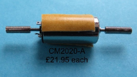 CM2020-A - Coreless Motor For Type 2 Armature GF8029
