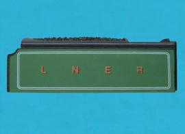 GF0002-B - LNER Apple Green Tender Top A3