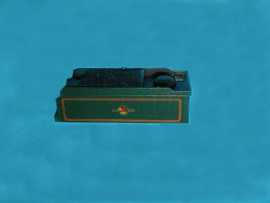 GF0002-C - BR Green Western Type Late Crest Tender
