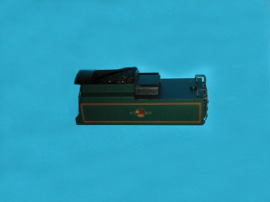 GF0002-K - BR Green L/Crest Re-Built M/Navy Tender