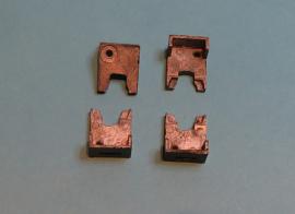 GF3213  CL20 metal bogie retainers
