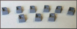NA36 - Ballast Line Side Boxes (Small)