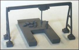 NA41 - Long Gantry Crane with Bay