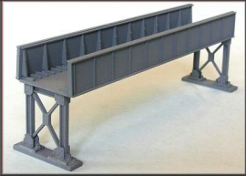 NAP11 - Single Plate Bridge With Metal Supports