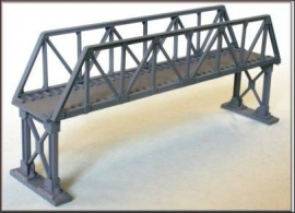 NAP14 - Single Truss Girder 6 1/2″ Length Approx + Metal Supports (Plastic and Metal Kit)