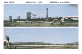 "USN 65 ""Coking Plant"" at British Steel Site Teesside"